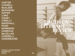 Pacifica Literary Review Issue 6